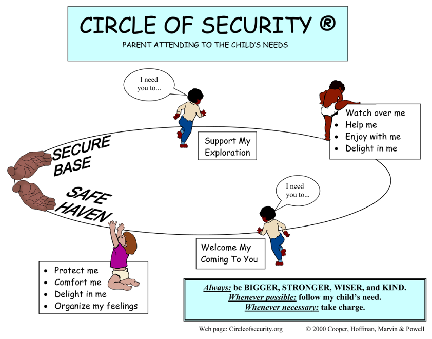 Circle-of-Security-diagram - Far South Coast Family Support Service